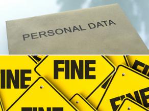 Pokuta za porušenie ochrany osobných údajov pre nemocnicu