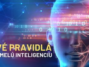 Nové európske pravidlá pre umelú inteligenciu