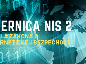 Smernica NIS II – Kedy budeme opäť novelizovať zákon o kybernetickej bezpečnosti?