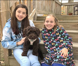 Dickson girls with Sadie.jpg
