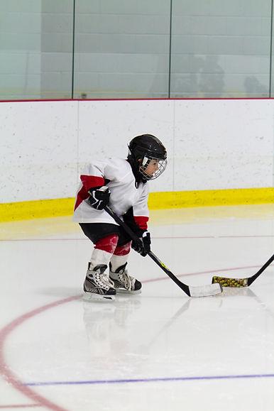 Mite Hockey camp