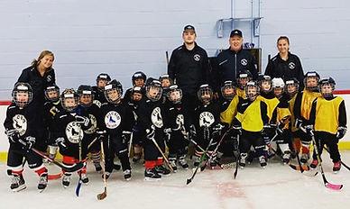 advanced hockey camp