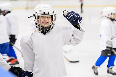 squirt hockey camp