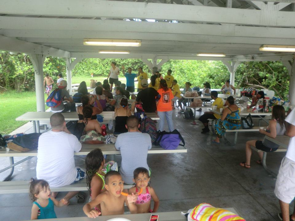 DEAF CHURCH PICNIC ANNIVERSARY