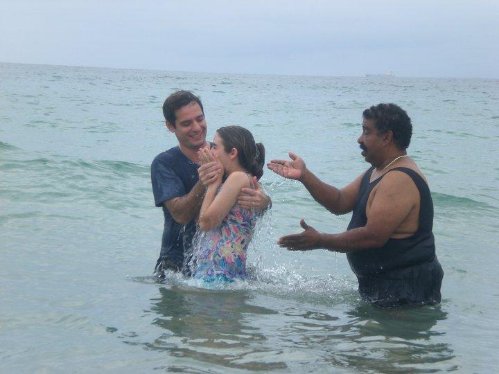 BAPTISM 2010
