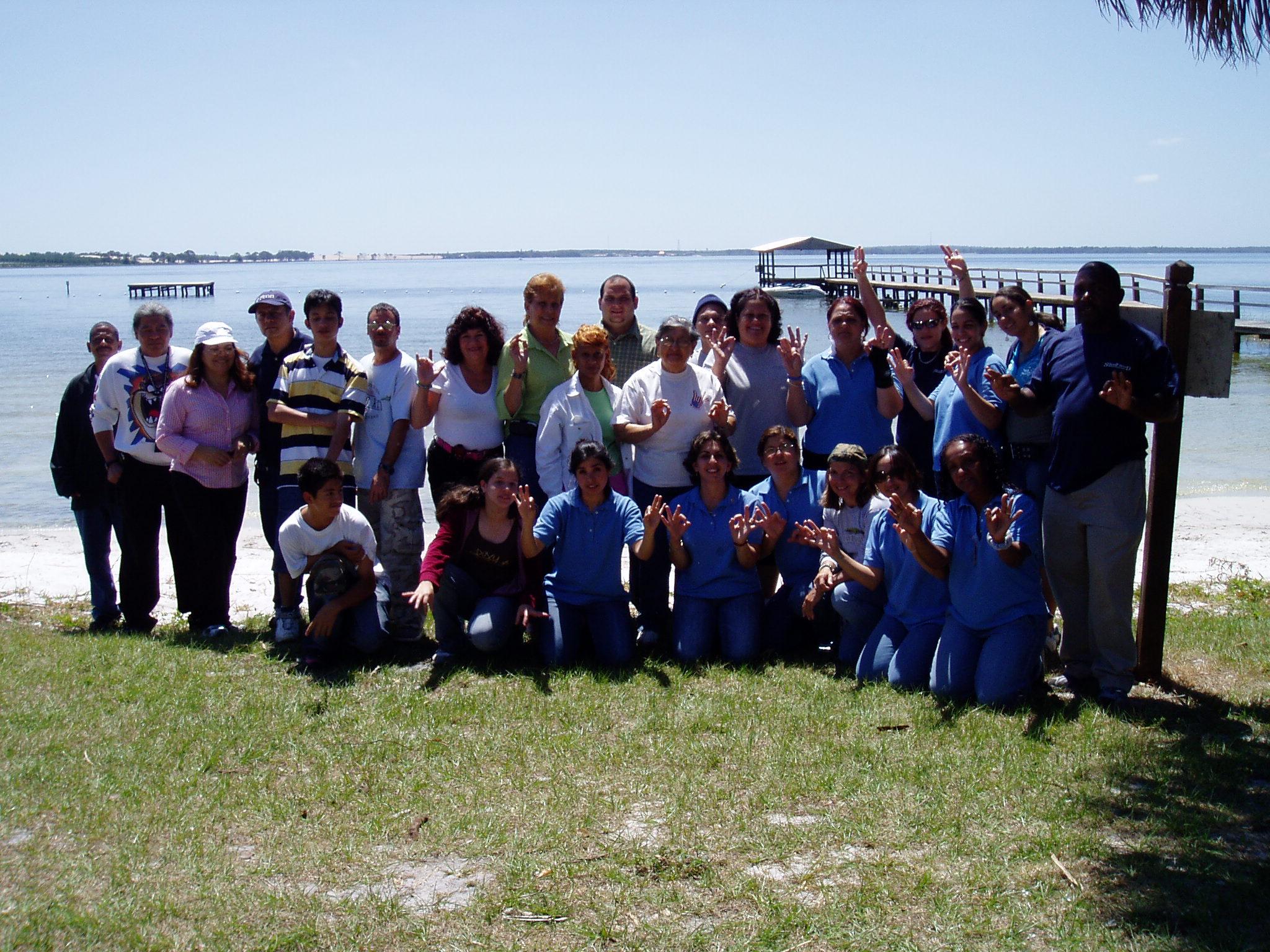 retreat 2006 GROUP