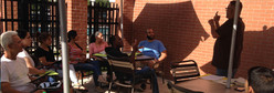 Bible study in groups