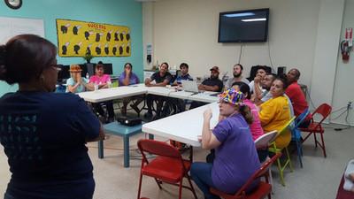 Deaf Bible Class