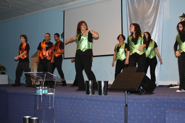 DEAF DRAMA AND SONG