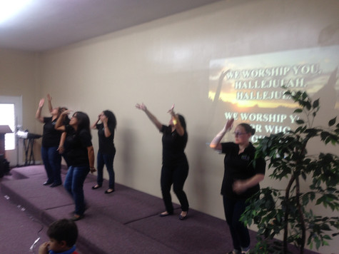 Praising in ASL