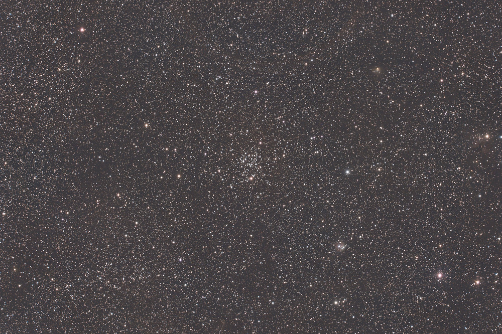 M56 Astrophotography from the backyard