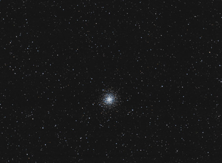 M2 - GLOBULAR CLUSTER IN AQUARIUS