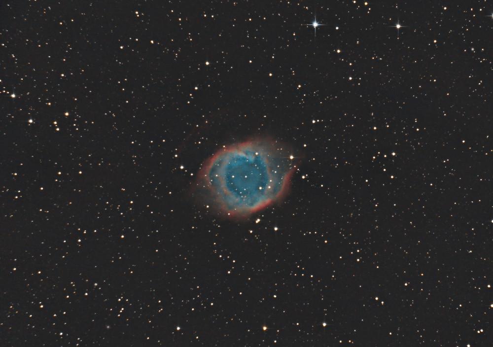 NGC 7293 - La Nébuleuse de l'Hélice
