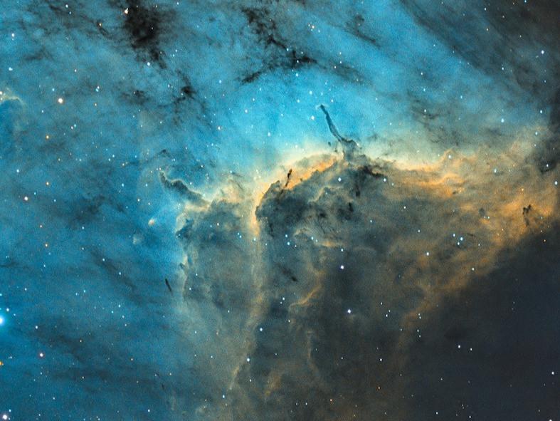 Herbig-Haro 555 in the Pelican Nebula