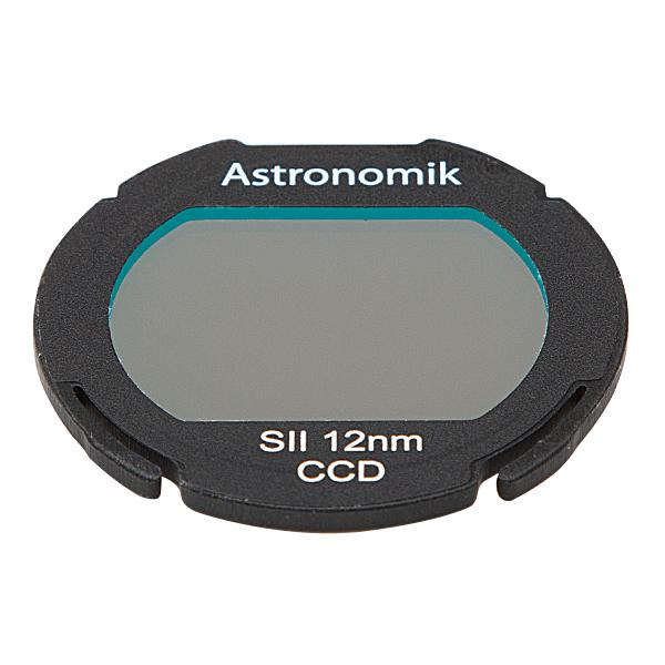 Astronomik Sulfur II Narrowband filter for backyard Astrophotography from the city, works with DSLR cameras and telescopes