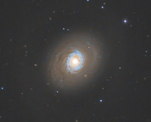 M94 with amateur equipment from home