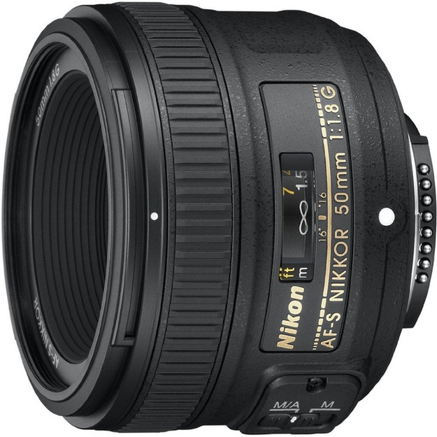Nikon AF-S DX Nikkor 50mm f/1.8G DSLR Camera lens for beginner Astrophotographers, affordable wide angle lens for amateur astrophotography. How to photograph the Milky Way and deep sky objects with a DSLR camera