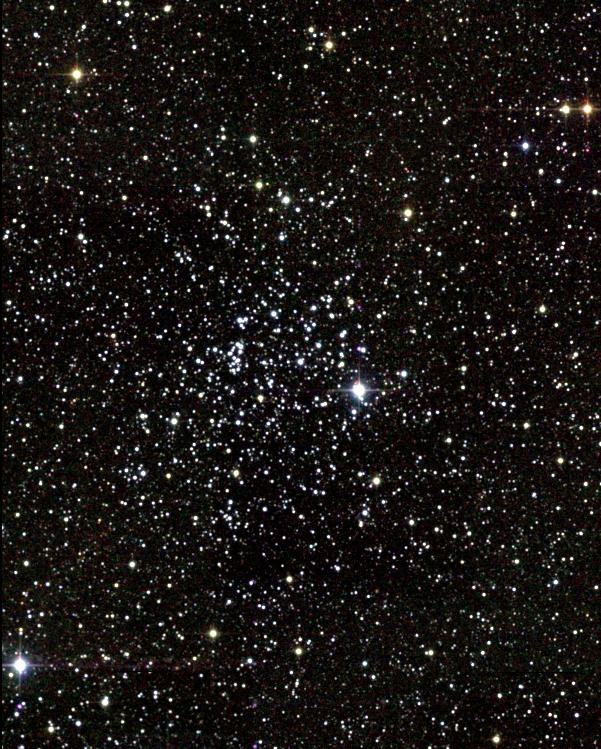 Open cluster Messier 52 Astrophotography by NASA