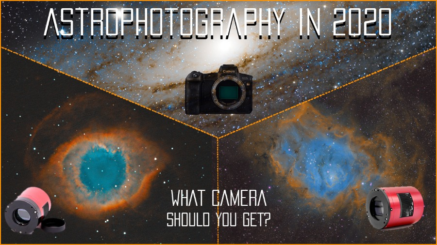 Cameras for Astrophotography