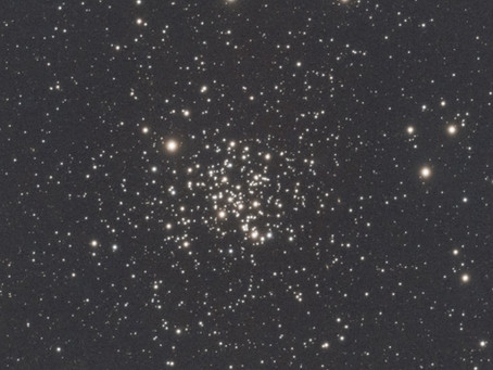 M67 - The King Cobra cluster in Cancer