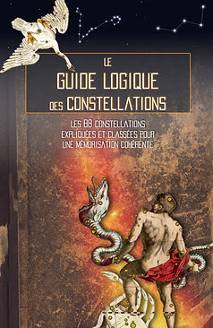 The Constellations Handbook Cover front