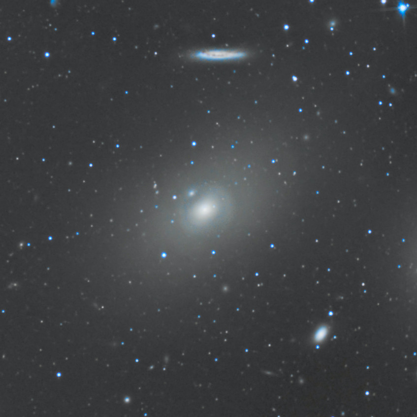 Messier 86 Astrophotography