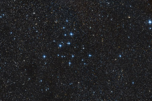 Messier 39 cluster astrophotography asi 1600mm