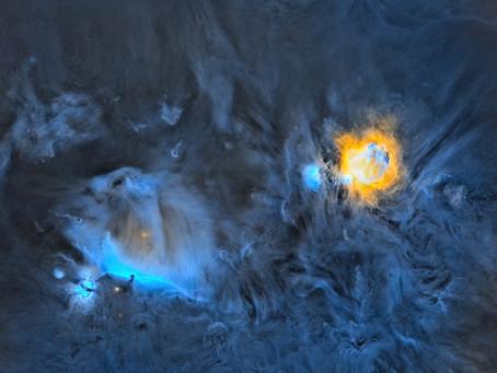IC 434 - The Horsehead (And Flame) Nebula