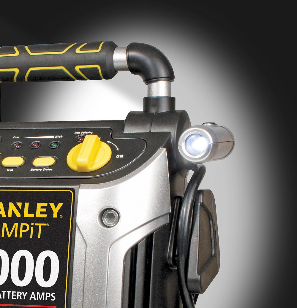 Stanley Power Station Jump Starter for Astrophotography