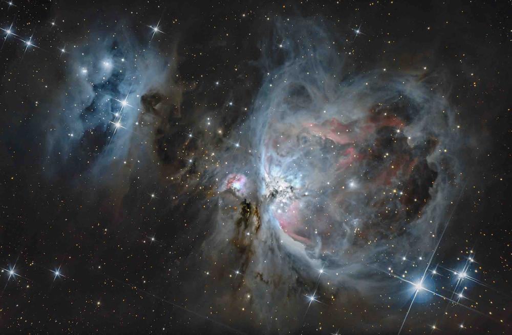 The Orion Nebula DSLR Astrophotography