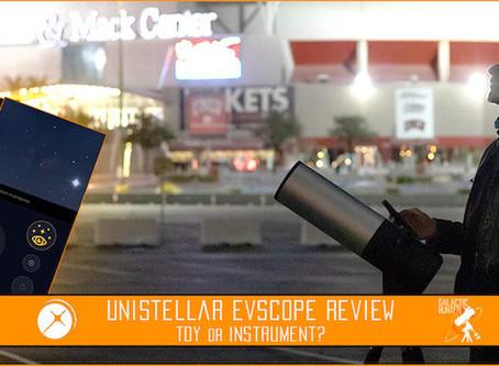 EVscope Review: Is Unistellar's Smart Telescope worth the money?