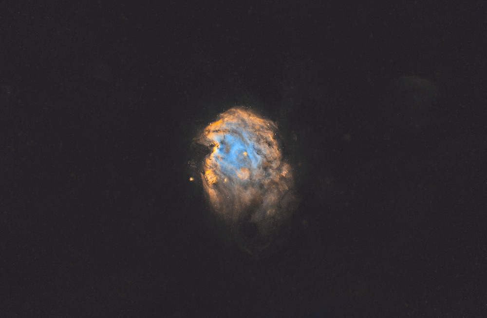 Starless Monkey Head Nebula