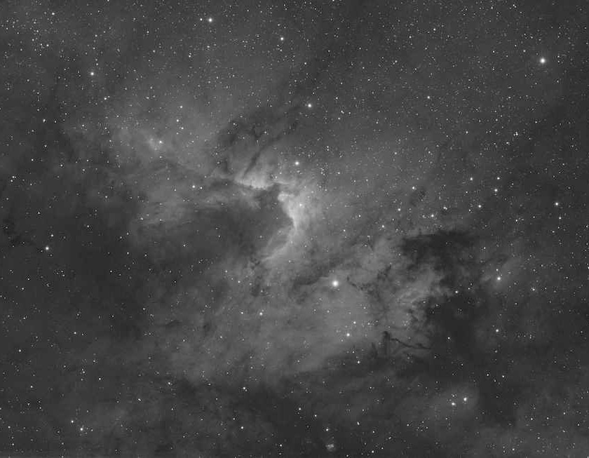 Cave Nebula H