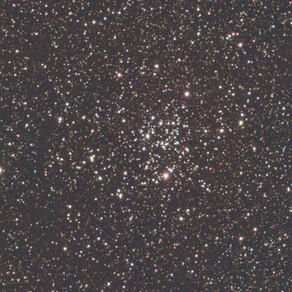 M50 - An Open cluster in Monoceros