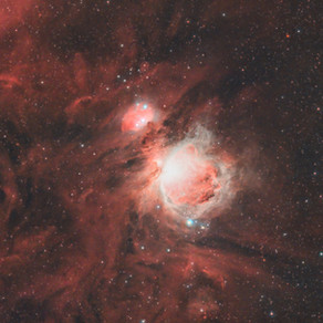 M42 - The Great Orion Nebula - Astrophotography