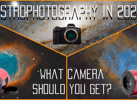 Best Cameras for Astrophotography within your budget in 2020