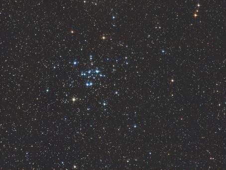 M34 - AMAS D'ÉTOILES DANS PERSÉE