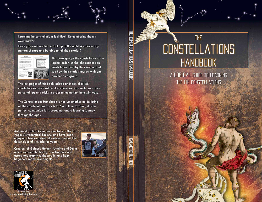 The Constellations Handbook cover