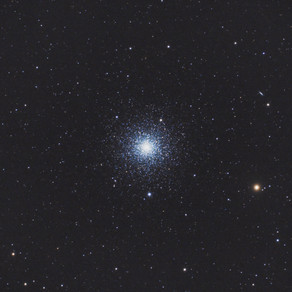 Messier 3 - 1 Hour on a bright Globular Cluster