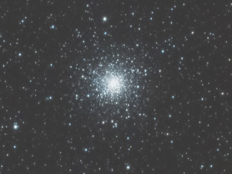 Messier 10 - A nice globular cluster in Ophiuchus
