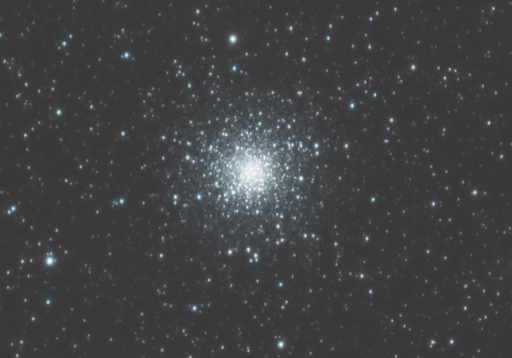 M10 astrophotography cluster