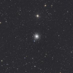 M30 - A Globular Cluster in Capricornus