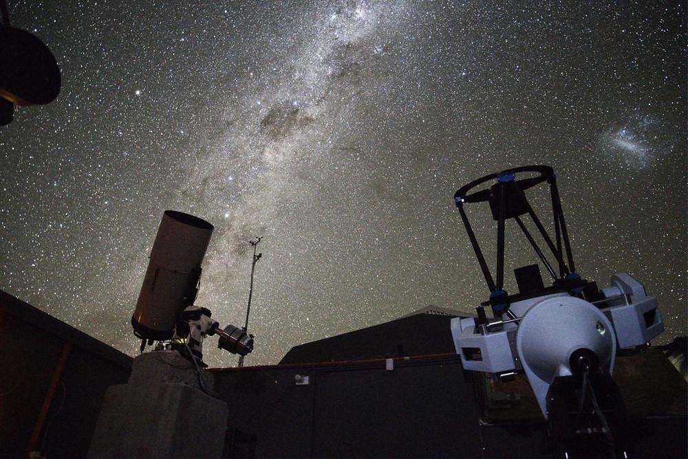 Observatorio El Saucio - Obstech