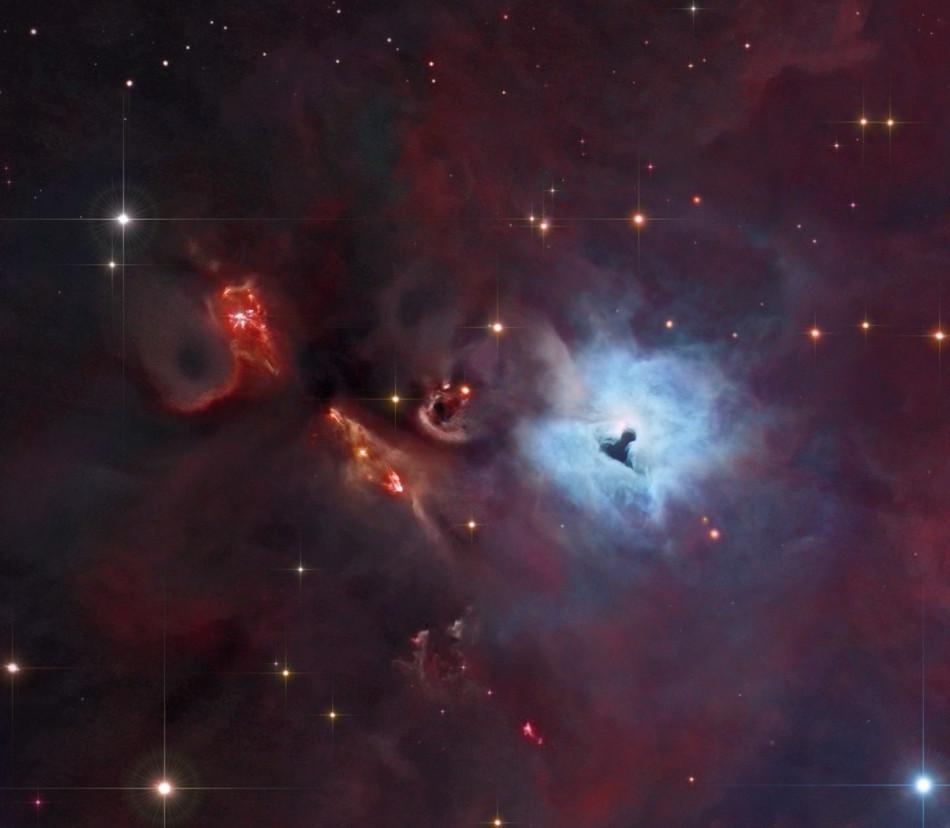 NGC 1999 NASA