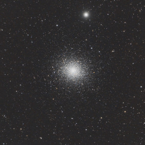 Messier 5 - A Globular Cluster in Serpens