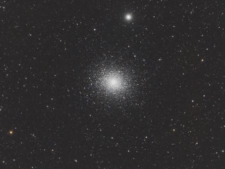 Messier 5 - A Globular Cluster in Serpens