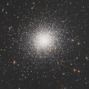 M13 - The Great Globular Cluster in Hercules