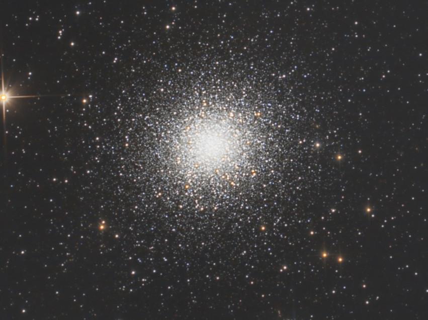 M13 The Hercules Cluster