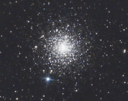 Messier 30 globular cluster astrophotography