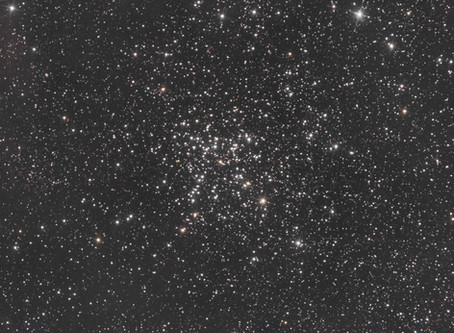 M38 - The Starfish Cluster